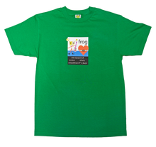 Strapped In T-shirt Perfect Green