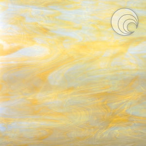 White/Pale Amber Wispy Smooth