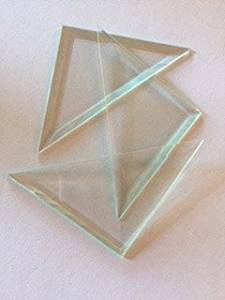 Triangle Bevel 4'' X 4'' X 7""