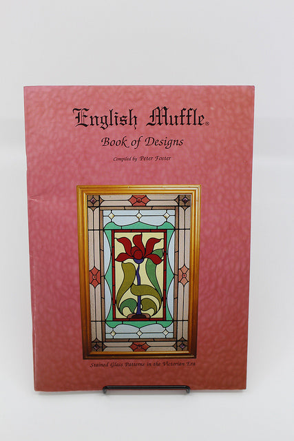 Book -ENGLISH MUFFLE BOOK OF DESIGNS