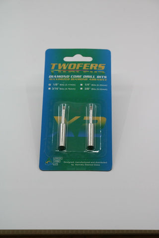 "Drill Bit 1/8"" Diamond Core (pack of 2) - AANRAKU TWOFERS"