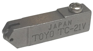 Replacement Cutter Head for TC21V Cutter (TC-21V) - TOYO
