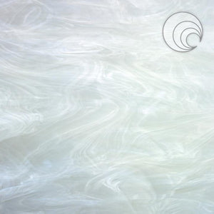 White/Clear Smooth Semi-Transparent Fusible