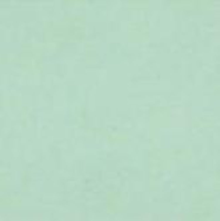 Pale Green Opaque Fusible