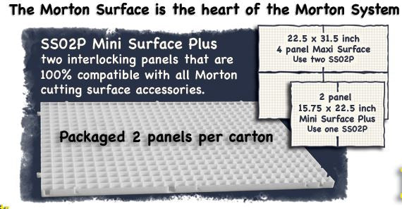 Mini Surface Plus (pack of 2) - MORTON GLASS SHOP