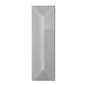 Rectangle Bevel 1'' X 3""