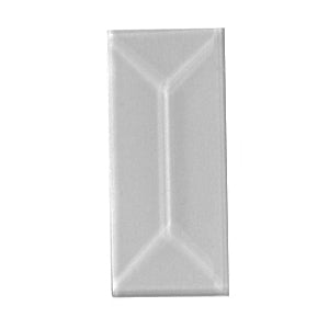 Rectangle Bevel 1'' X 2""