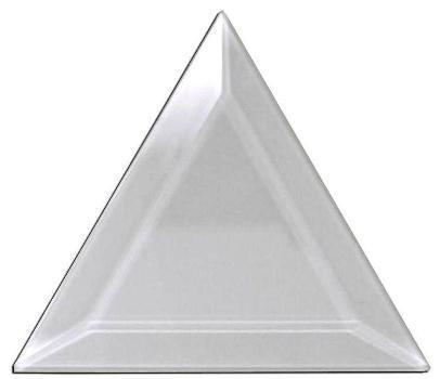 Triangle Bevel 3'' X 3'' X 4-1/4""