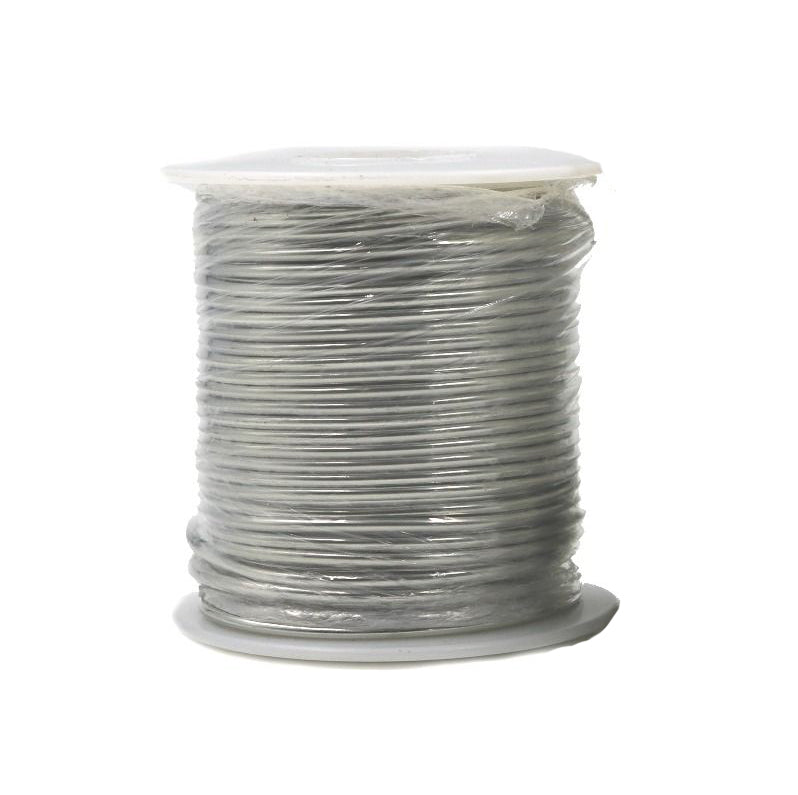 Tinned Copper Wire 16G  16oz spool (126ft)
