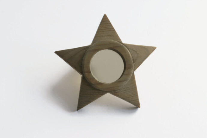 Star Mirror - Small Wall Mirror