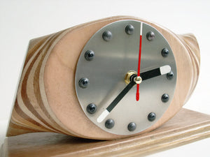 Propeller Clock - Aeroplane Desk Clock