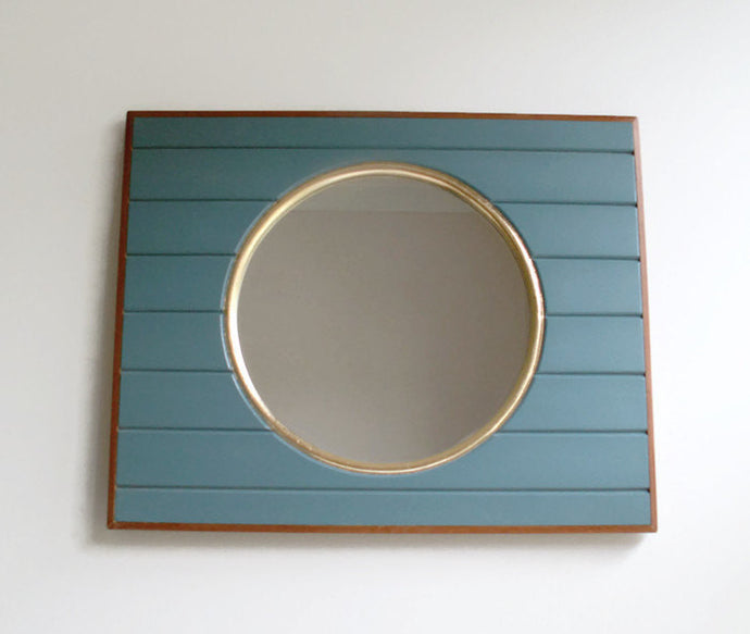 Porthole  Wall Mirror