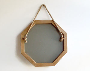 Waldorf Reclaimed Oak Wall Mirror