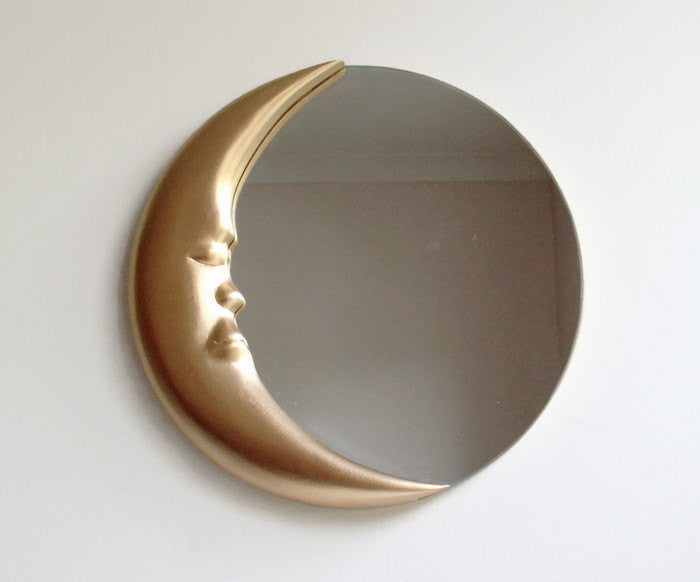 Man in the Moon Wall Mirror 12