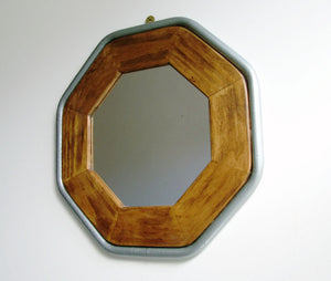 Industrial Wall Mirror - Geometric Mirror