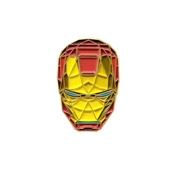 IRONMAN - Pinupper Online Enamel pin Shop | Game, Pop Culture, Cartoon, Lifestyle, Streetwear Accessories