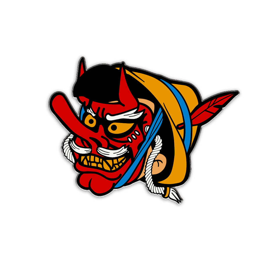 Tengucchio V2.0 - Pinupper Online Enamel pin Shop | Game, Pop Culture, Cartoon, Lifestyle, Streetwear Accessories