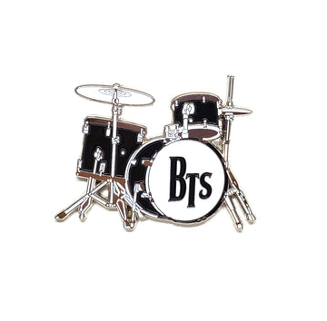 BTS DRUM SET - Pinupper Online Enamel pin Shop | Game, Pop Culture, Cartoon, Lifestyle, Streetwear Accessories