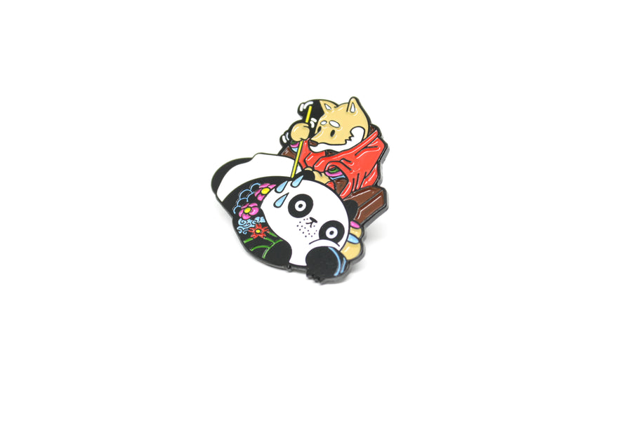 Irezumi - Pinupper Online Enamel pin Shop | Game, Pop Culture, Cartoon, Lifestyle, Streetwear Accessories