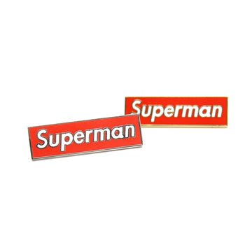 Superman - Pinupper Online Enamel pin Shop | Game, Pop Culture, Cartoon, Lifestyle, Streetwear Accessories