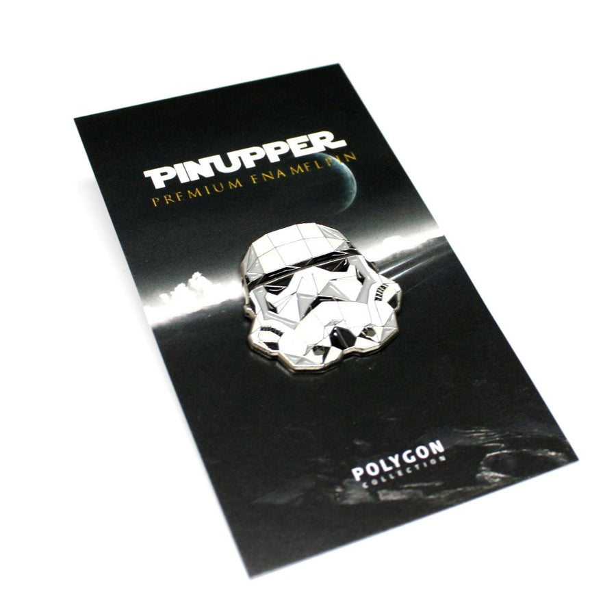 Stormtrooper - Pinupper Online Enamel pin Shop | Game, Pop Culture, Cartoon, Lifestyle, Streetwear Accessories