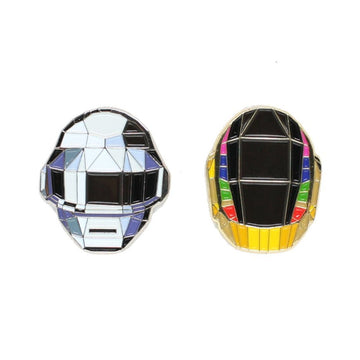 DAFTPUNK - Pinupper Online Enamel pin Shop | Game, Pop Culture, Cartoon, Lifestyle, Streetwear Accessories