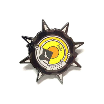 Rip Tires V2.0 - Pinupper Online Enamel pin Shop | Game, Pop Culture, Cartoon, Lifestyle, Streetwear Accessories