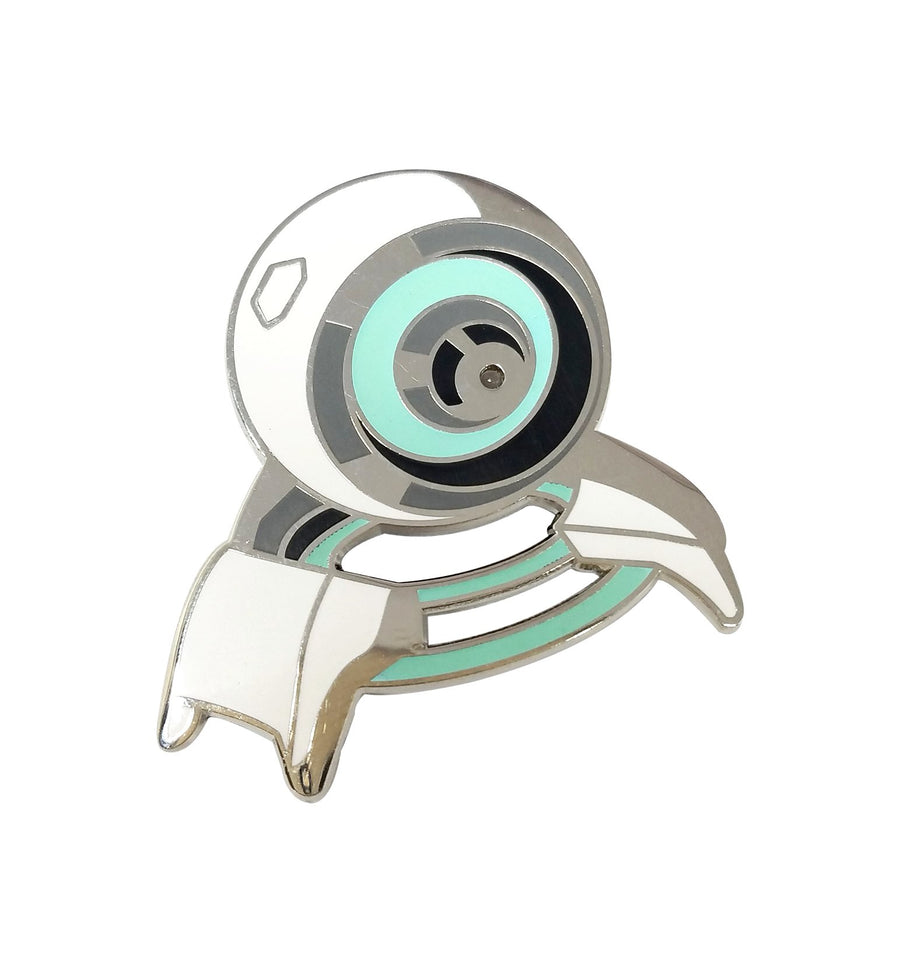 Sentry Turret - Pinupper Online Enamel pin Shop | Game, Pop Culture, Cartoon, Lifestyle, Streetwear Accessories