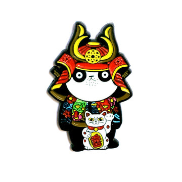 Shogun - Pinupper Online Enamel pin Shop | Game, Pop Culture, Cartoon, Lifestyle, Streetwear Accessories