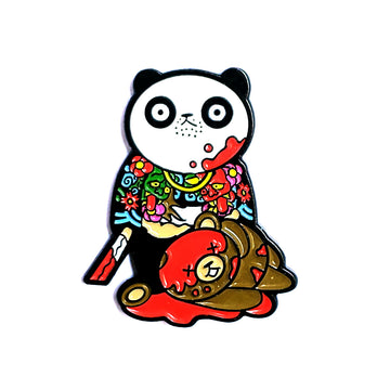 Yaku Panda - Pinupper Online Enamel pin Shop | Game, Pop Culture, Cartoon, Lifestyle, Streetwear Accessories