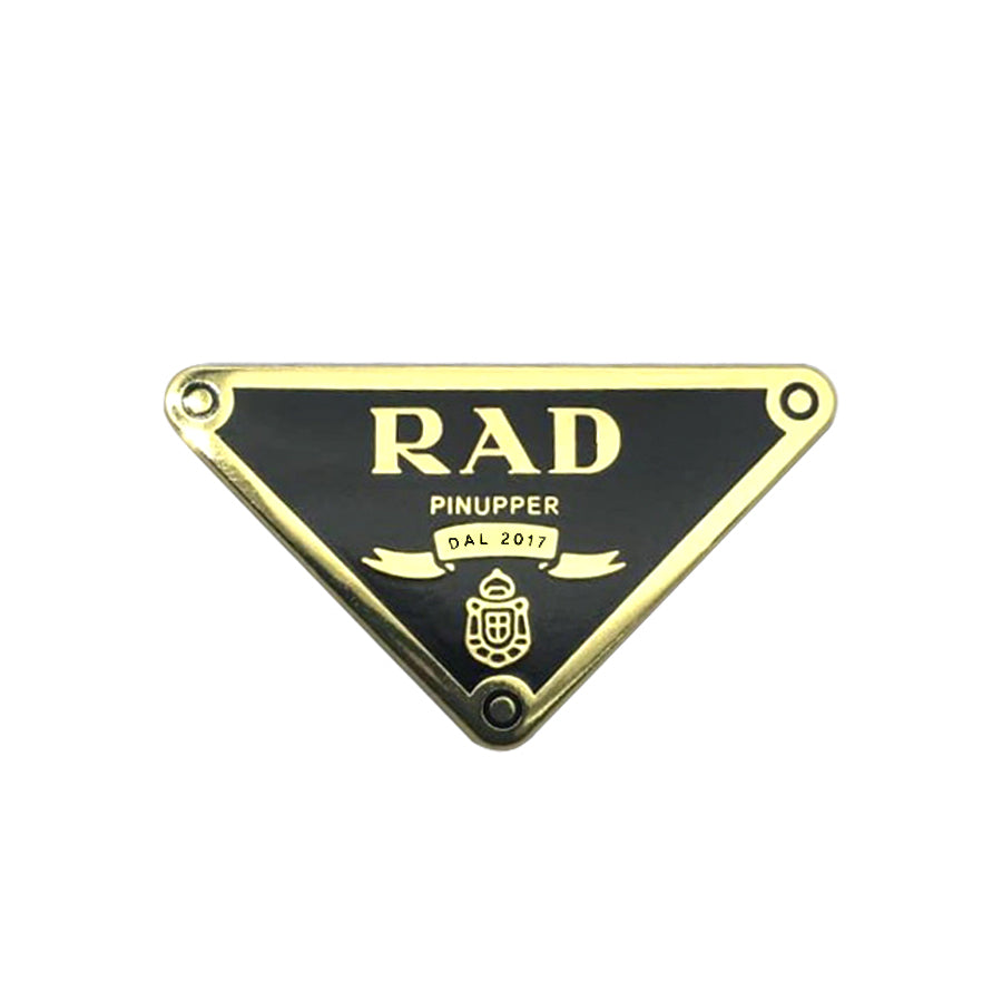 RAD - Pinupper Online Enamel pin Shop | Game, Pop Culture, Cartoon, Lifestyle, Streetwear Accessories