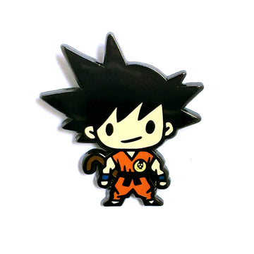 Nixax x Pinupper GOKU - Pinupper Online Enamel pin Shop | Game, Pop Culture, Cartoon, Lifestyle, Streetwear Accessories