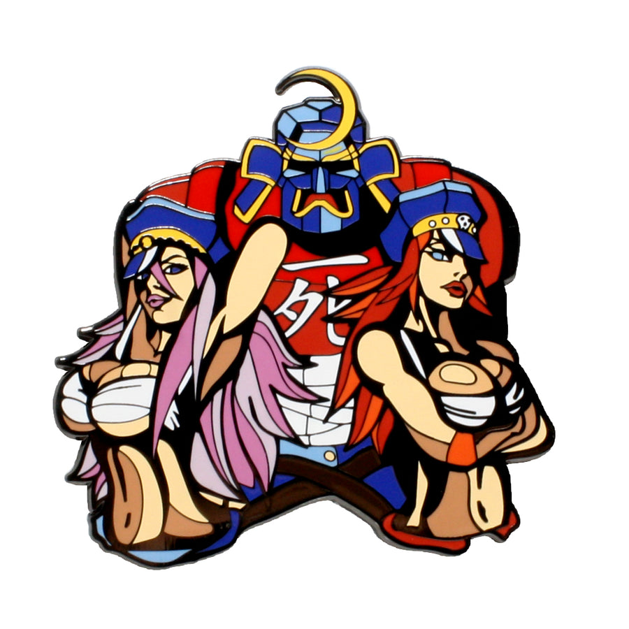 Final Fight Villian - Pinupper Online Enamel pin Shop | Game, Pop Culture, Cartoon, Lifestyle, Streetwear Accessories