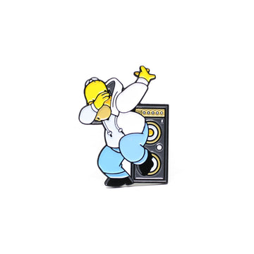 DAB! Homer - Pinupper Online Enamel pin Shop | Game, Pop Culture, Cartoon, Lifestyle, Streetwear Accessories