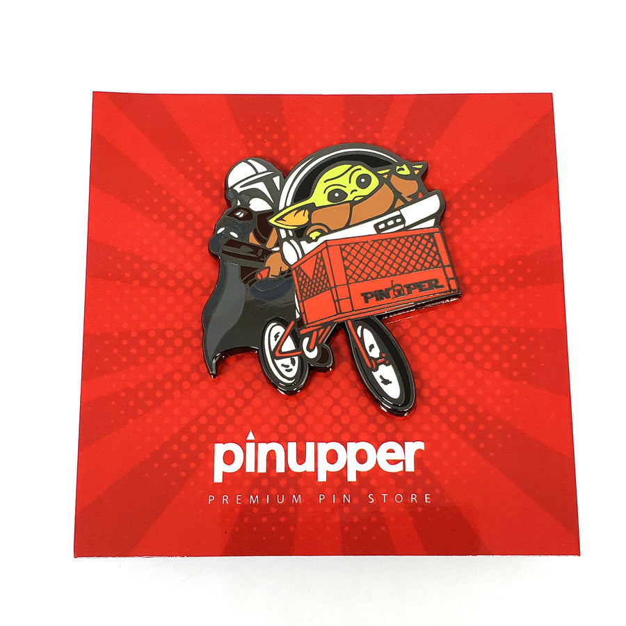 Mando&Child - Pinupper Online Enamel pin Shop | Game, Pop Culture, Cartoon, Lifestyle, Streetwear Accessories