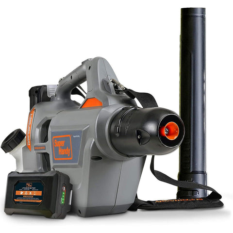 SuperHandy Cordless Leaf Blower/Disinfectant Fogger Machine