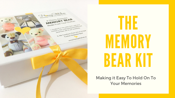 The Memory Bear Kit