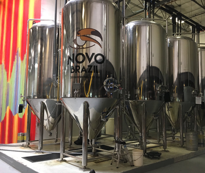 Novo Brazil Brewing: A Californian brewery with Brazilian soul.