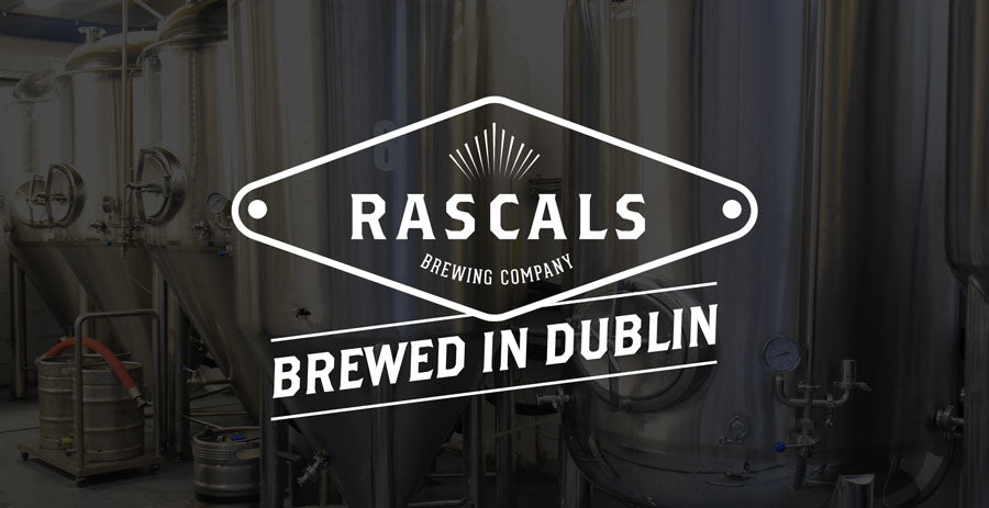 Rascals Brewing: Bold Irish Beer