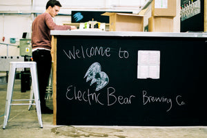 Electric Bear Brewing: For the love of beer.