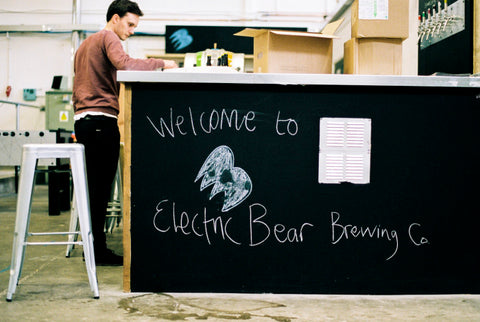 Electric Bear Brewing: Brewery of the Month