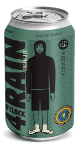 4 O'Clock Rain Cream Ale (4-Pack)