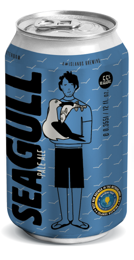 Seagull Pale Ale (4 Pack)