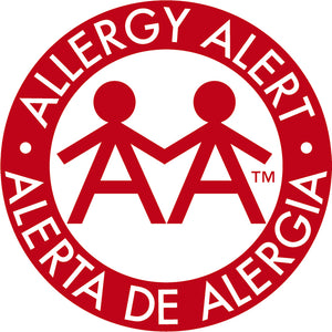 Allergy Alert Vinyl Patch - English & Spanish