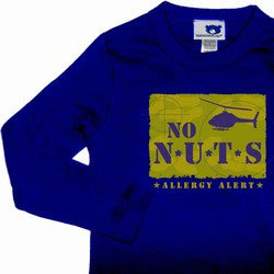 """No Nuts Camo""  Sweatshirt - L"