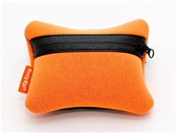 Auvi-Q Epinephrine Auto-injector Carrier - Solid Orange