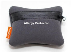 Auvi-Q Epinephrine Auto-injector Carrier - Gray 'Allergy Protector'