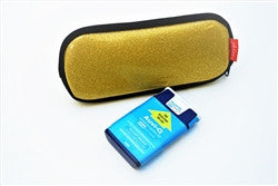 Epinephrine Auto-injector Carrier - Gold Dust