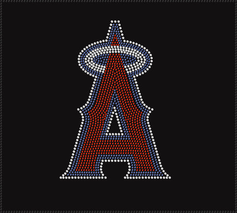 Anaheim Angels Baseball Transfer