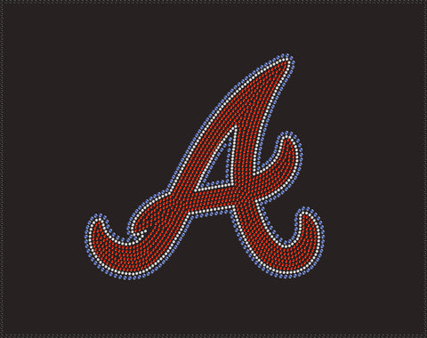Atlanta Braves Baseball Transfer